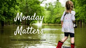 Monday Matters