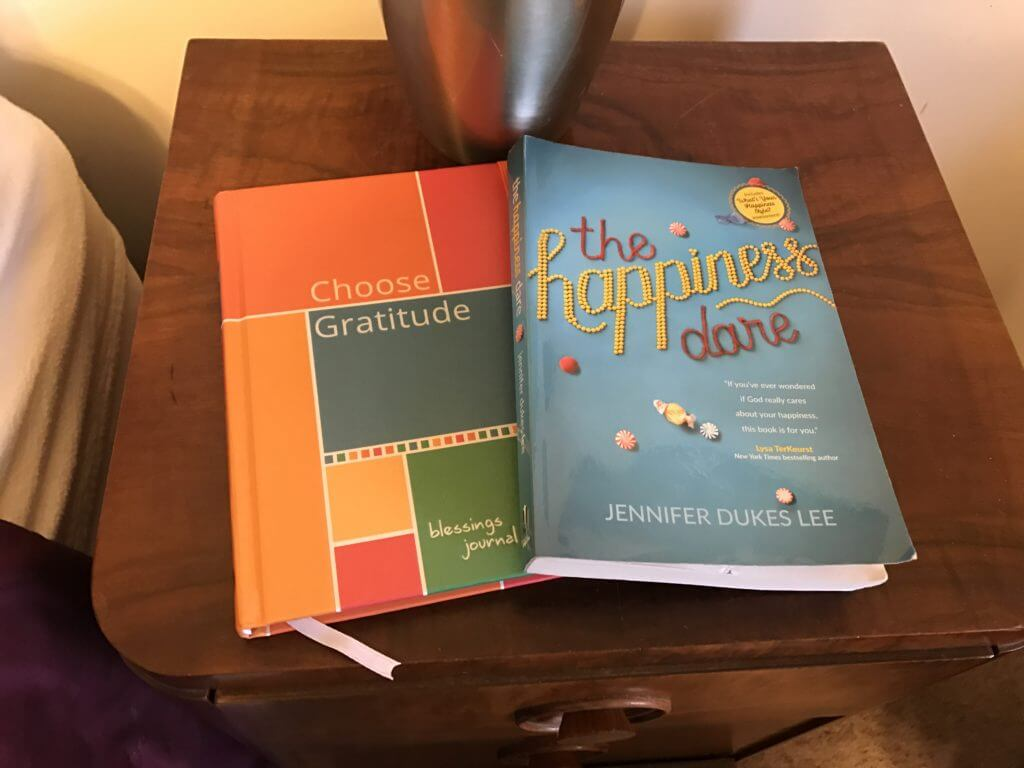 Gratitude Journal and Read