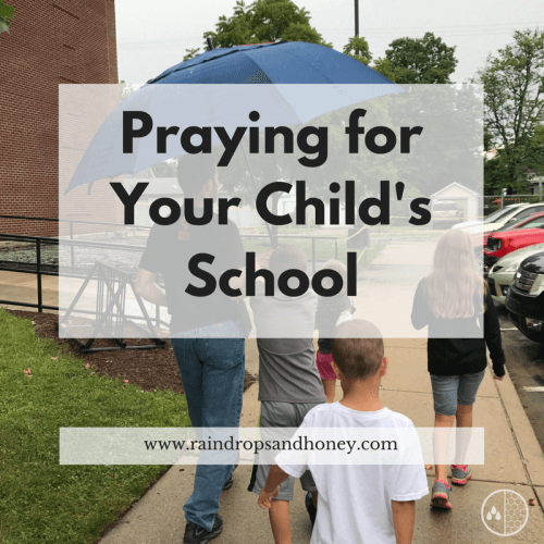 Praying for Your Child's School