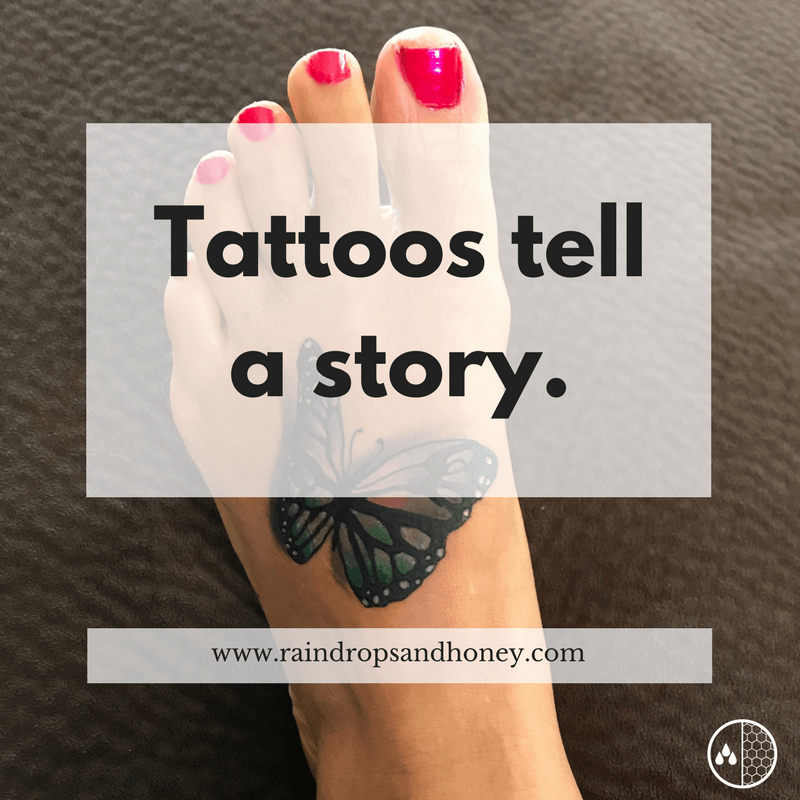 Why I Got Another Tattoo