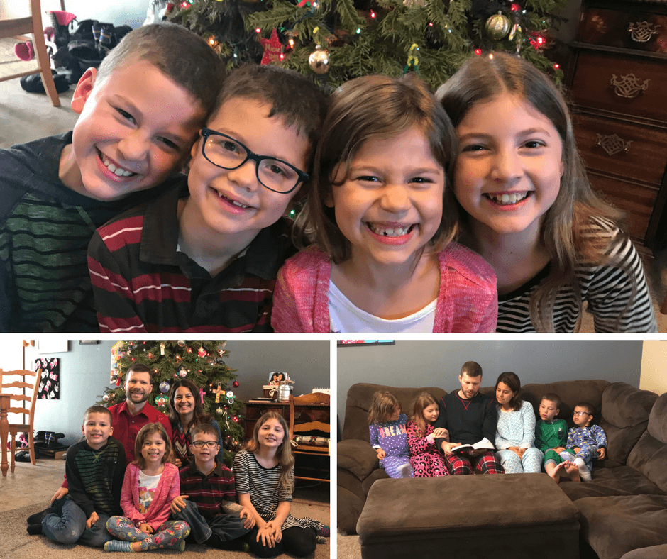 St. Nick's Day, Moms Group and Christmas