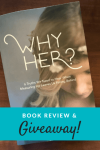 Why Her? Giveaway