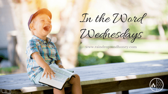 In the Word Wednesdays