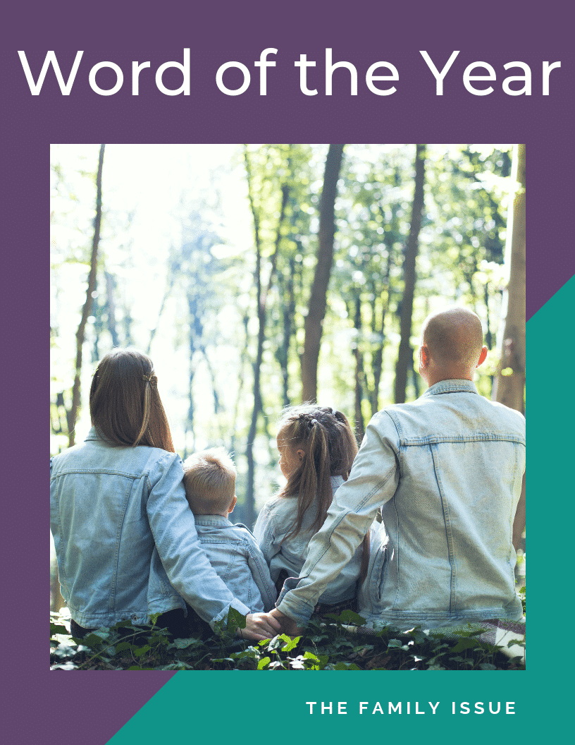 Image-Family Word of the Year