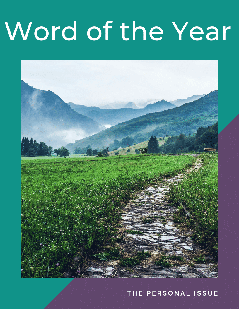 Image Word of the Year