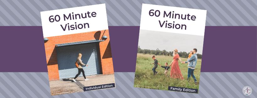 vision or goals