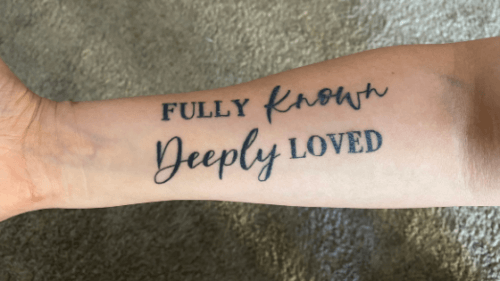third tattoo